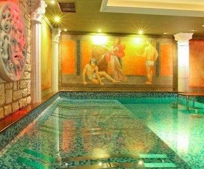 Termy Rzymskie Pływalnia Czeladź