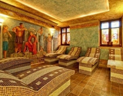 Termy Rzymskie Leżanki