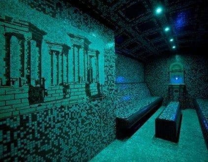 Termy Rzymskie Czeladź Sauny