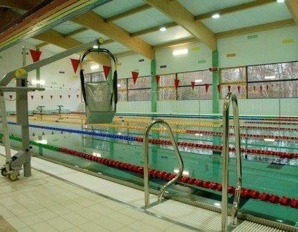 Aquapark Fala Nieporet Plywalnia
