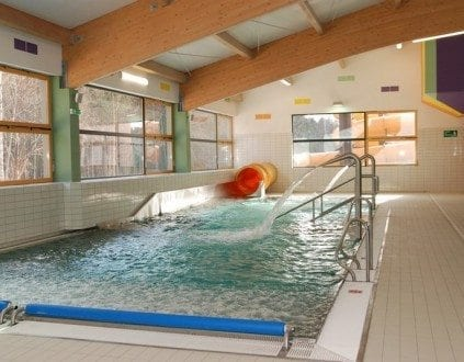 Aquapark Fala Stanislawow Nieporet