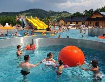 Aquapark Muszyna Zapopradzie