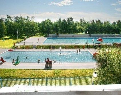 basen dla dzieci Jarocin Plywalnia Letnia