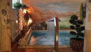 Hotel Rubens & Monet - basen Łysomice