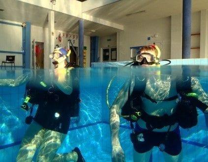 Aquarius - Szkoła Nurkowania Dębica, Nowa Sarzyna