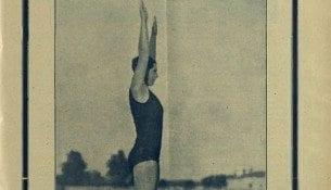 Słowiański Trójmecz Pływacki 1929