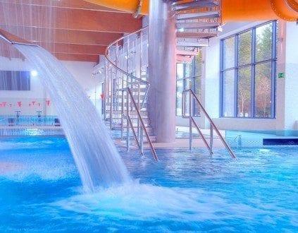 Basen Nowy Targ Plywalnia Atrakcje