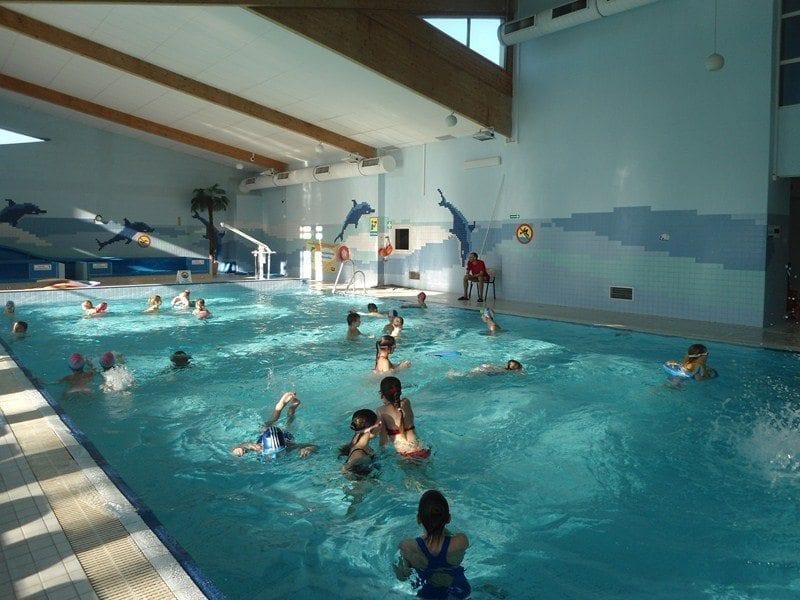 Półkolonie w mieście - basen Gniezno