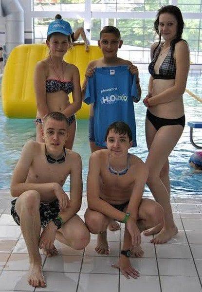 Sportowy Dzień Dziecka w H2Ostróg