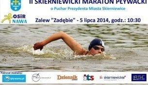 II Skierniewicki Maraton Pływacki - 5 lipca 2014