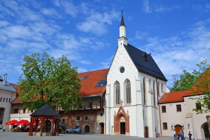 Zamek Piastowski - as w rękawie Raciborza