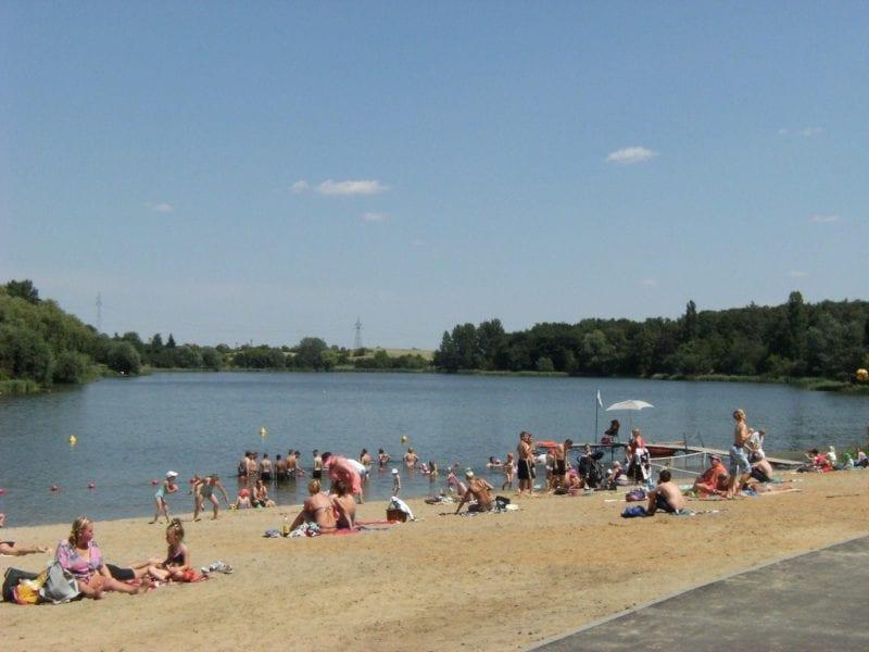 Spędzasz lato w naszym mieście? zapraszamy na plażę! - Gniezno