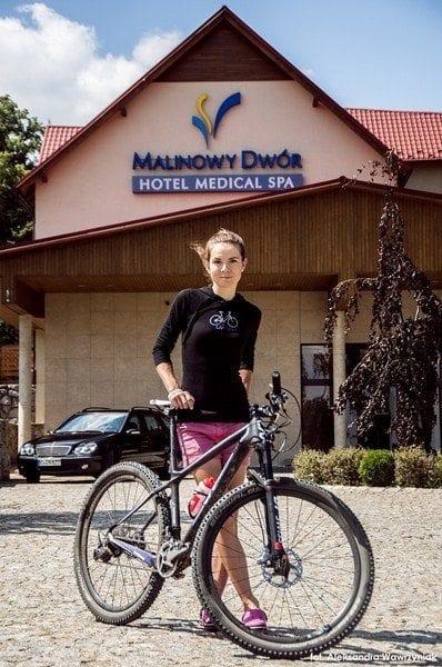 Sportowa regeneracja Mai Włoszczowskiej w Medical SPA