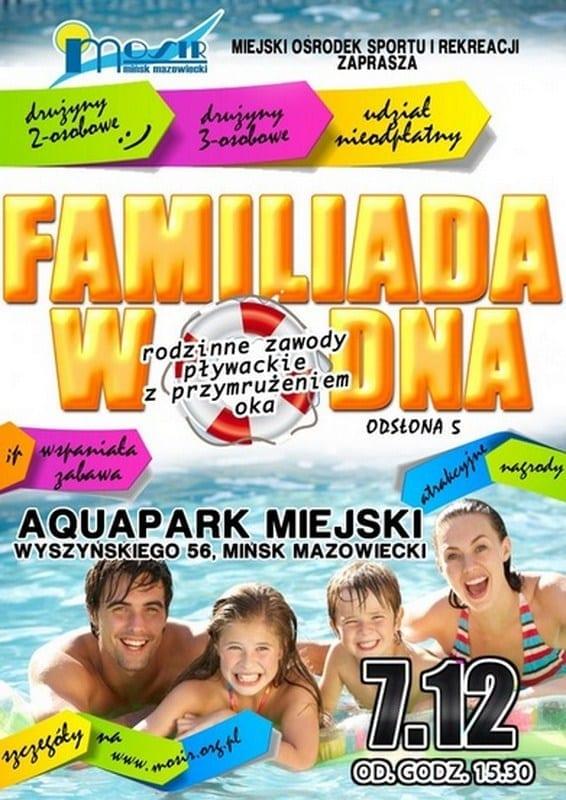Familiada Wodna - Aquapark Mińsk Mazowiecki