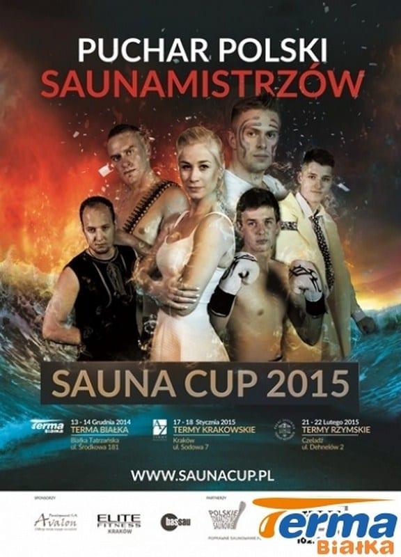 SAUNA CUP - Termy Białka, Termy Krakowskie, Termy Rzymskie