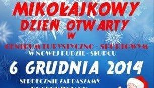 Mikołajkowy Dzień Otwarty - CTS Nowa Ruda