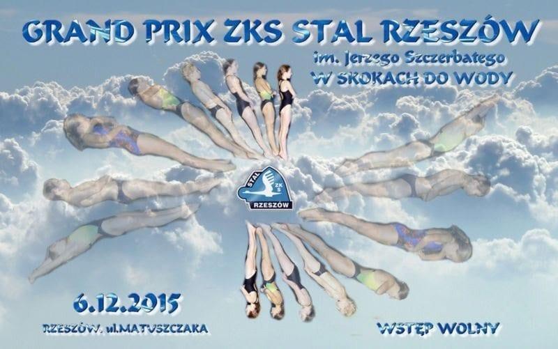 Grand Prix ZKS Stal Rzeszów w skokach do wody