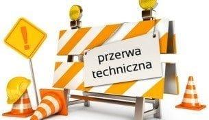 Przerwa techniczna - Aquastacja Gdańsk