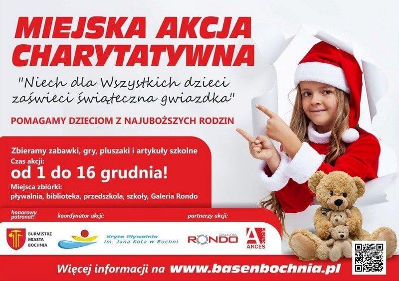 Miejska Akcja Charytatywna - Basen Bochnia