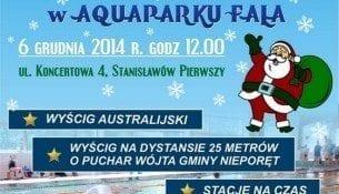 Mikołajki w Aquaparku Fala - Nieporęt - Stanisławów Pierwszy