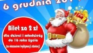 Mikołaj w Wodnym Centrum Rekreacji - Świebodzice