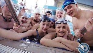 Przerwa techniczna na basenie Muszelka - Warszawa