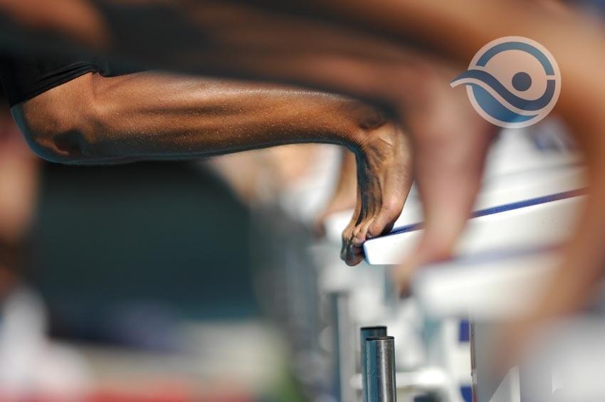 Sylwestrowe Zawody Pływackie Aquarius 2014