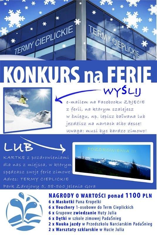 Zimowy konkurs Term Cieplickich - Jelenia Góra