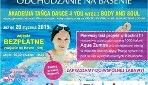Odchudzanie na basenie - Basen Bochnia