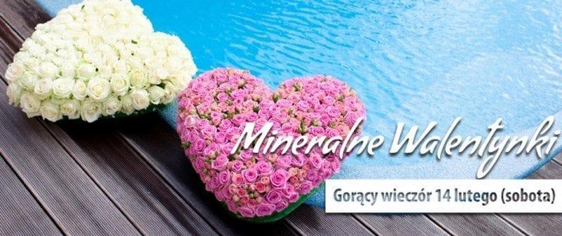 Walentynki w Basenach Mineralnych Solec Zdrój