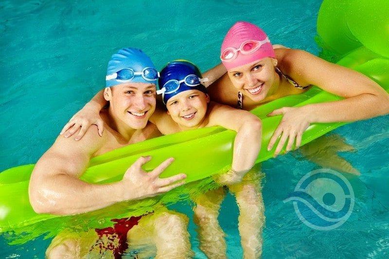Wolne miejsca na zajęcia dla niemowląt, aqua aerobik i aqua senior!