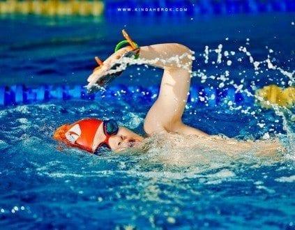 Plywanie Human Sport