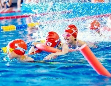 Zajecia na basenie Human Sport