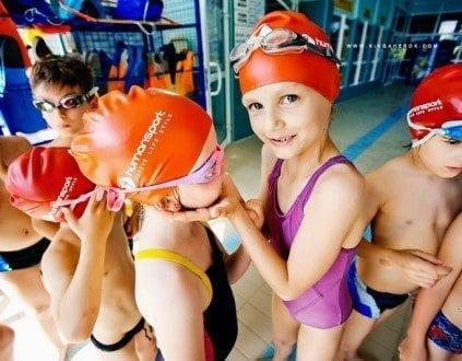 Human Sport Plywanie Dzieci