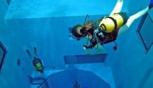 Basen Nemo dla Nurków