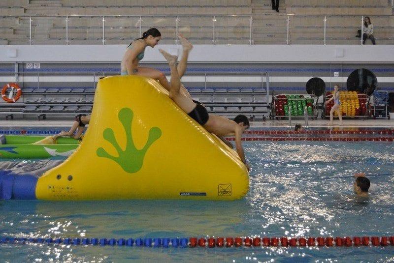 """Sukces akcji """"Zima w Mieście"""" - Aquapark H2Ostróg"""