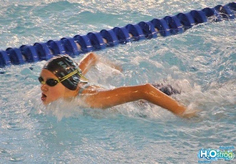 Mistrzostwa Szkół Sportowych w Pływaniu w H2Ostróg