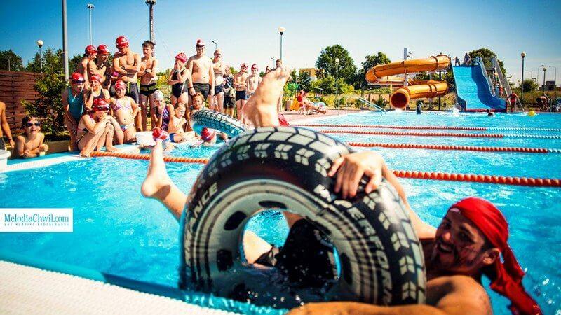 Nauka Plywania Wakacje