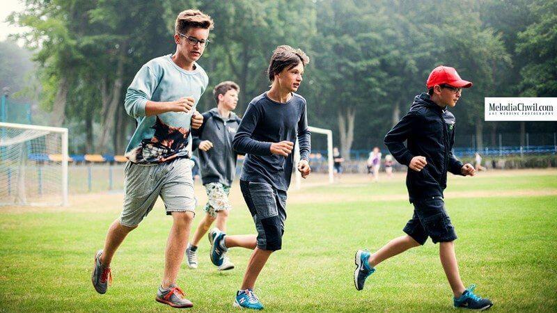 Wakacje dla dzieci Human Sport