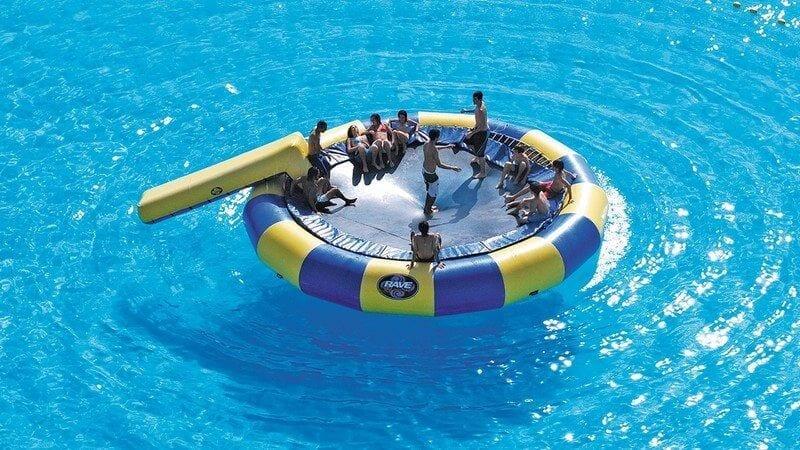 Wakacje na basenie