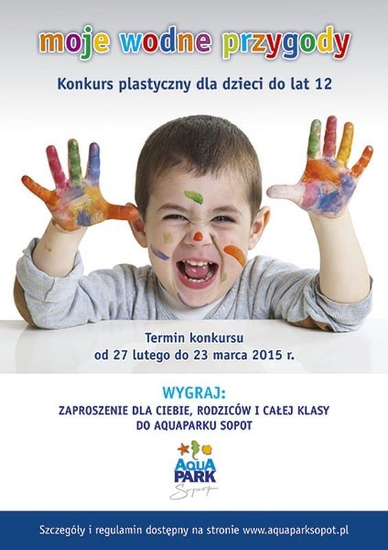 Moje Wodne Przygody - konkurs Aquapark Sopot