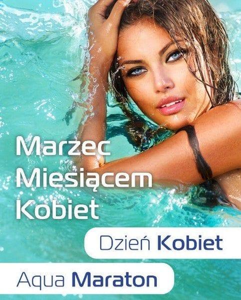 Marzec miesiącem Kobiet - basen Atlantis Poznań