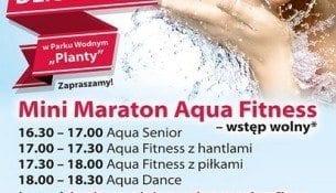 Mini Maraton Aqua Fitness - basen Pleszew
