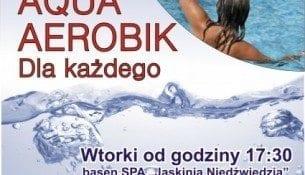 Basen Jaskinia Niedzwiedzia Aqua Aerobik