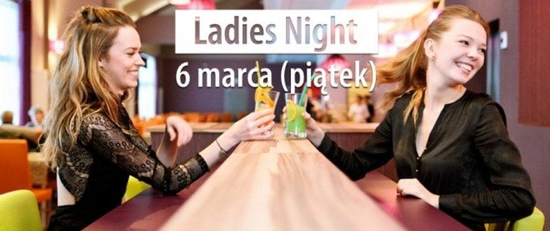 Ladies Night - 6 marca - Baseny Mineralne Solec Zdrój