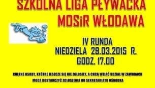 Basen Wlodawa Szkolna Liga Plywacka
