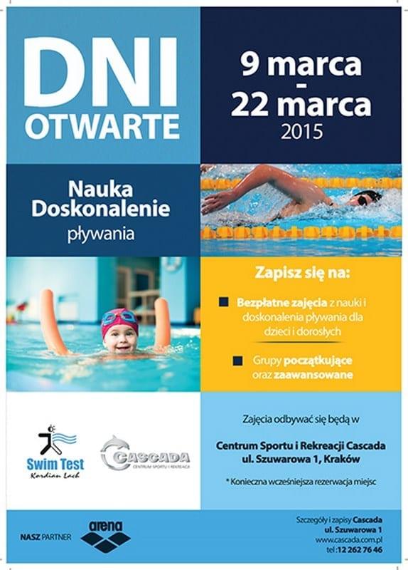 Dni otwarte - nauka i doskonalenie pływania