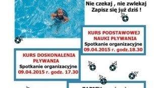 Kursy nauki i doskonalenia pływania - basen Gniezno