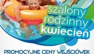 Aquapark Wroclaw Promocje Kwiecien