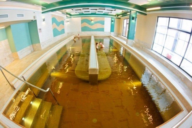 Przegląd techniczny basenu - Baseny Mineralne Solec Zdrój
